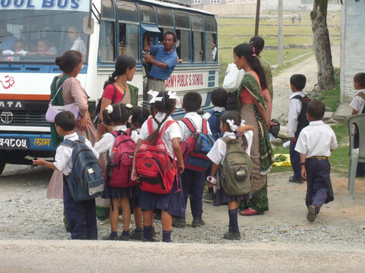 ネパール気象ツアーのイメージ
